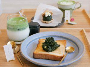 吹上|本格的な日本茶が気軽に味わえる!カジュアルな日本茶専門店