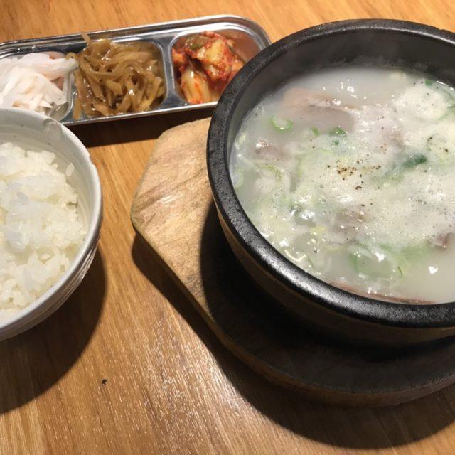 金山 まるで韓国?日本ではなかなか食べられない本場の韓国料理が食べられる韓国料理屋