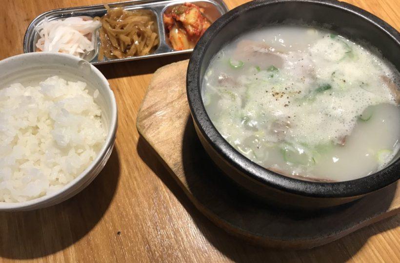 金山|まるで韓国?日本ではなかなか食べられない本場の韓国料理が食べられる韓国料理屋