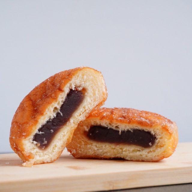 今池|創業80年以上!昔ながらの揚げたてあんドーナツがいただけるパン屋