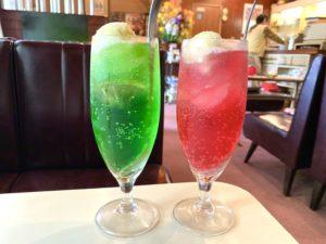 鶴舞|透き通る綺麗なクリームソーダに胸キュン!昭和感溢れる古きよき喫茶店