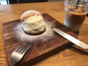 矢場町 高級食パン専門店が手がける!話題のクリームたっぷり新スイーツとは?
