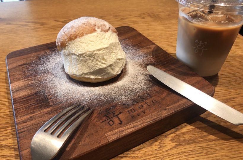 矢場町|高級食パン専門店が手がける!話題のクリームたっぷり新スイーツとは?