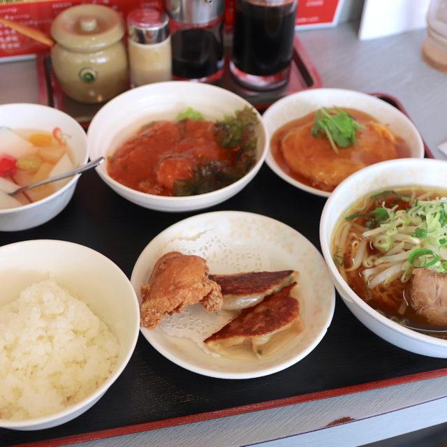 塩釜口|安くておいしくてボリュームたっぷり!大満足な定食がいただける老舗町中華