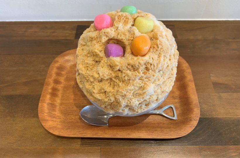桜山|独創的なシロップが特徴!バラエティーに富んだかき氷を年中楽しめるカフェ