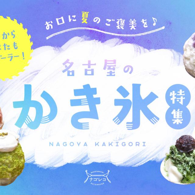 まとめ|今日からあなたもカキゴーラー!お口に夏のご褒美を♪名古屋のかき氷特集