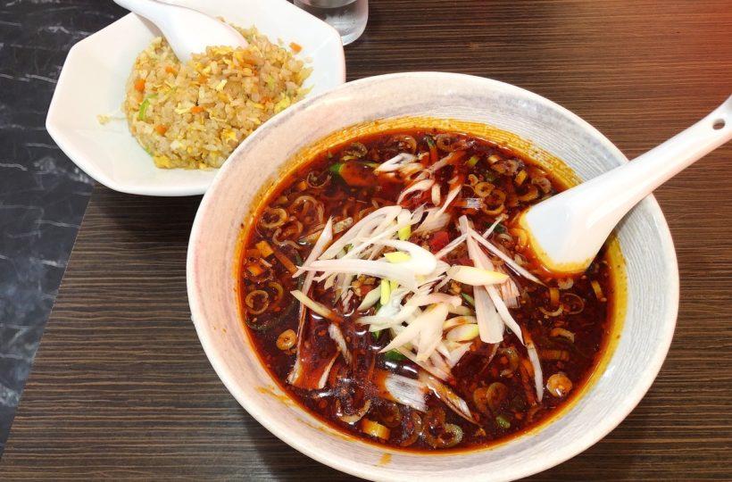 新栄|激辛好き集まれ!本格的な四川麻辣麺が楽しめる中華料理店