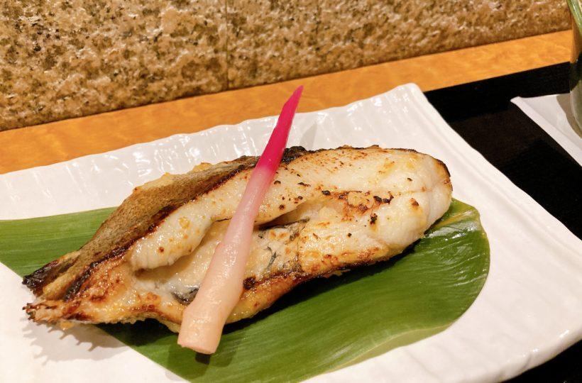 丸の内|ランチタイムにほっと一息。美味しい西京焼き定食が楽しめるオフィス街の食堂