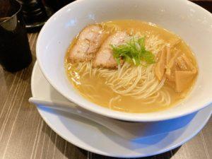 大須観音|透き通る黄金スープ!うまみが口いっぱいに広がる塩ラーメンが美味しいラーメン屋