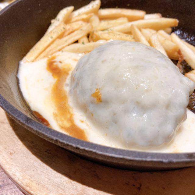 ささしまライブ チーズ×お肉って最強!?グローバルゲートで味わう美味しいハンバーグランチ