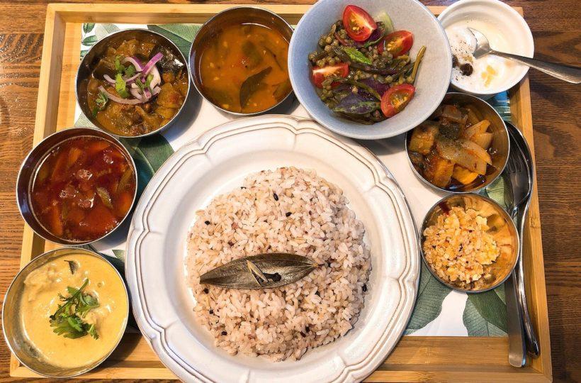 新栄|ヴィーガンの方も安心!こだわり野菜と南インドベースのメニュー豊富なスパイスカレー専門店