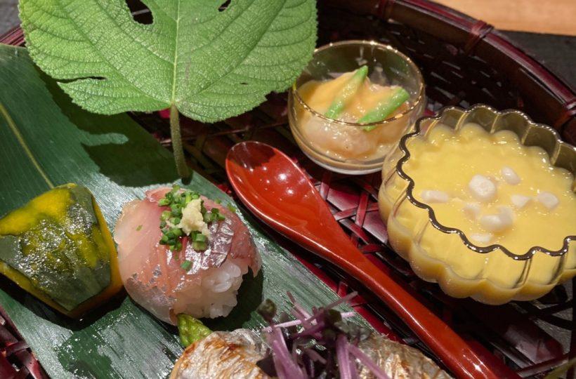 中村公園|予約困難な人気店!季節感を丸ごと味わえる和食割烹