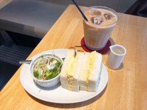 矢場町 種類豊富なモーニングが魅力的!気おくれしないお気軽穴場カフェ