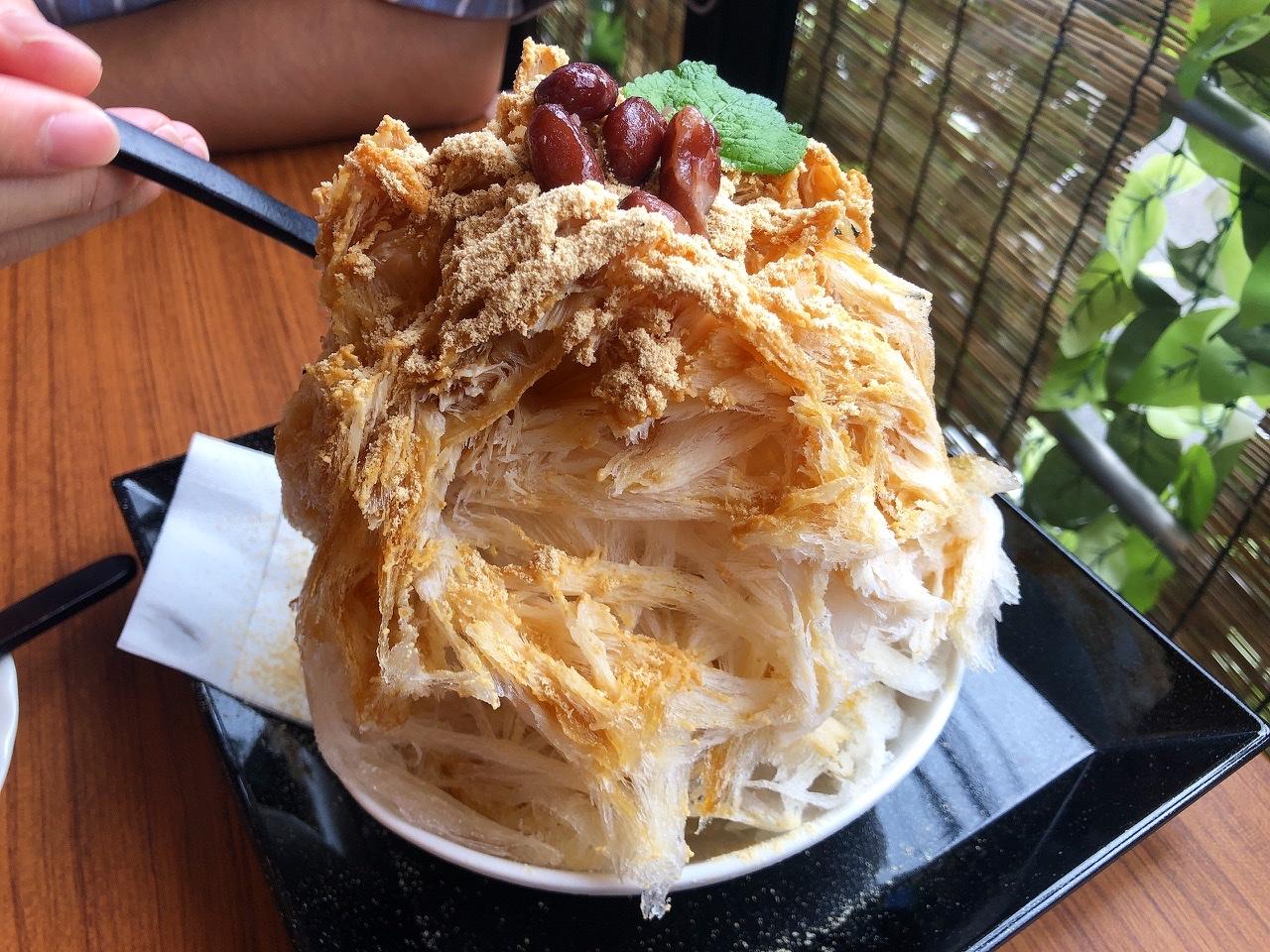 覚王山|散策途中の休憩に♪お惣菜屋さんが手がけるかき氷!