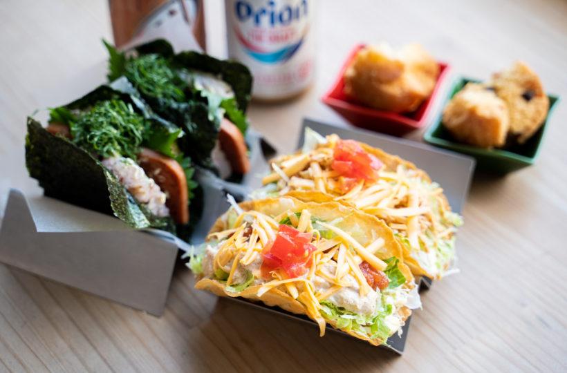 矢場町|サクもち食感が癖になる!野菜とお肉をたっぷり楽しめる沖縄タコス&タコライス専門店