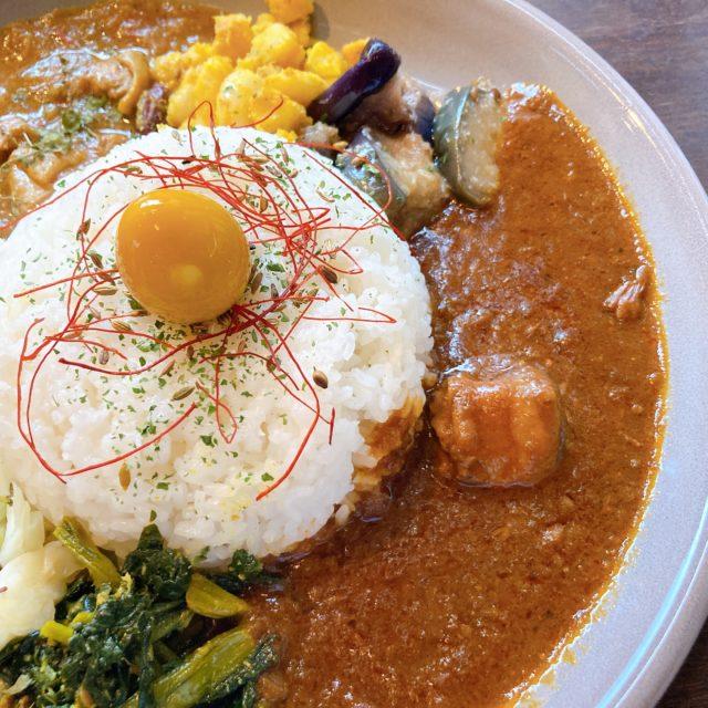 久屋大通|カレー好き必食!週替わりカレーランチが美味しい人気のスパイスカレー専門店!