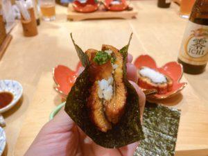 名駅|SNS映えする新名古屋名物!?鰻×寿司×サンドイッチのコラボレーションが楽しめる寿司店