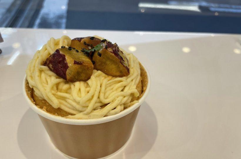 大須観音|シフォンケーキとチーズクリームに大学芋!?種類豊富でちょっぴり変わったおいもカフェ